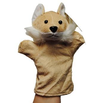 Maňásek na ruku Liška