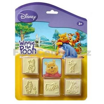 Výtvarné a kreativní hračky - Razítka Medvídek Pú