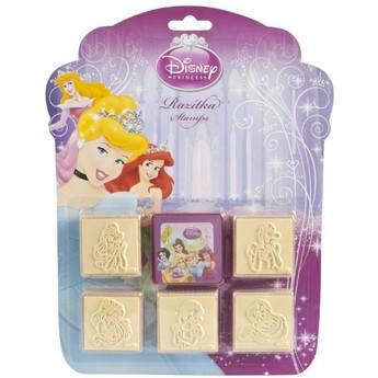 Výtvarné a kreativní hračky - Razítka Disney Princezny