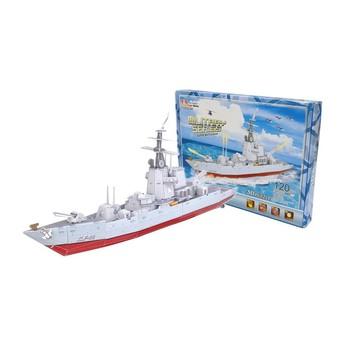 3D Puzzle - Loď míru