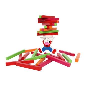 Motorické a didaktické hračky - Balancující zebra