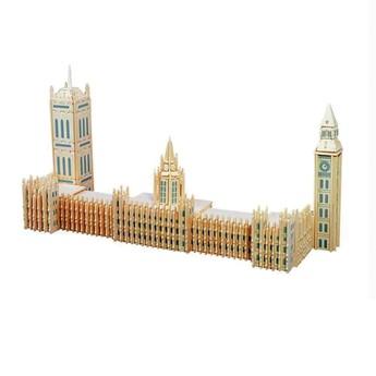 Puzzle - 3D Puzzle - Big Ben