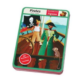 Puzzle - Magnetické puzzle - Piráti