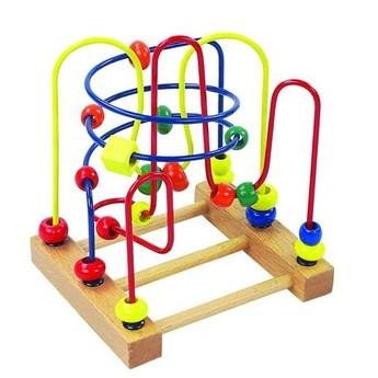 Motorické a didaktické hračky - Labyrint - Kulišák XL