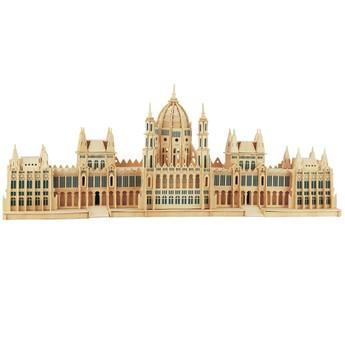 Puzzle - 3D Puzzle - Parlament v Budapešti