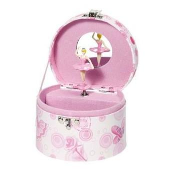 Pro holky - Hrací skříňka šperkovnice– Balerina II