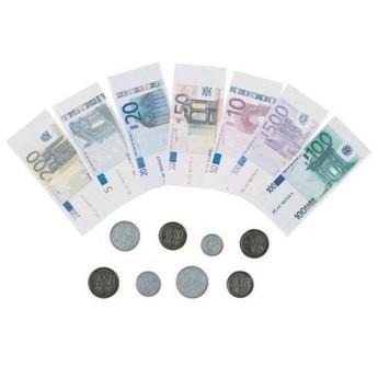 Pro holky - Dětské euro peníze