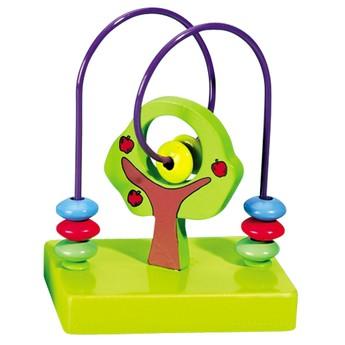 Motorické a didaktické hračky - Labyrint - Stromeček