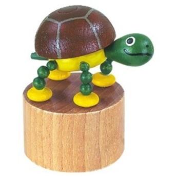Motorické a didaktické hračky - Mačkací figurka Želvička