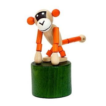Mačkací figurka Opice