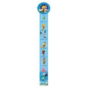 Dětský pokojíček - Metr - Včelka Mája (modrý)