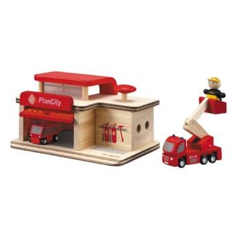 Pro kluky - Požární stanice
