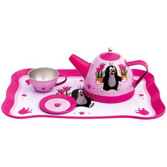 Pro holky - Dětský čajový set - Krtek