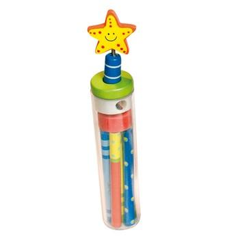 Školní potřeby - Psací potřeby v tubě - Mořská hvězda