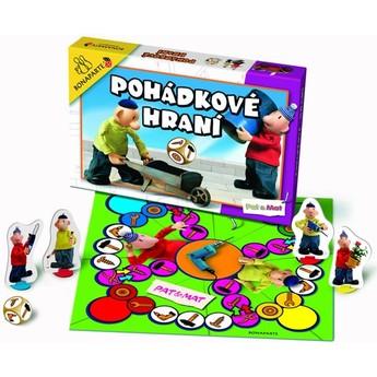 Hry a hlavolamy - Pohádkové hraní Pat a Mat