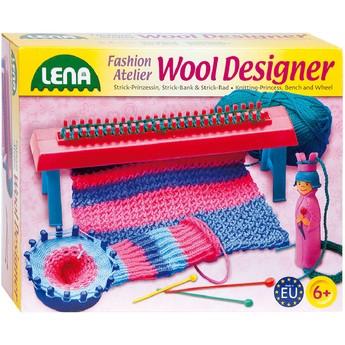 Výtvarné a kreativní hračky - Studio pletení v krabici