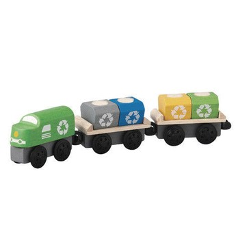 Pro kluky - Příslušenství k vlačkodráze - Ekologický vlak