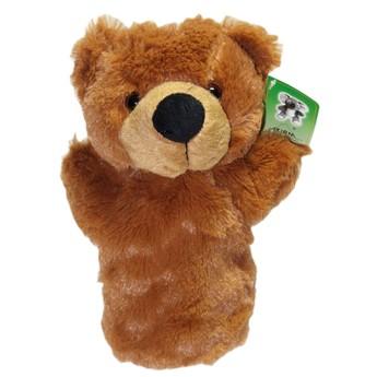 Divadla, loutky, maňásci - Maňásek na ruku - Medvídek