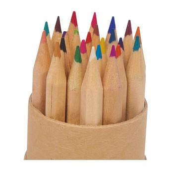 Výtvarné a kreativní hračky - Sada pastelek v tubě, 24ks