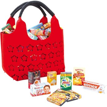 Pro holky - Plstěná nákupní taška
