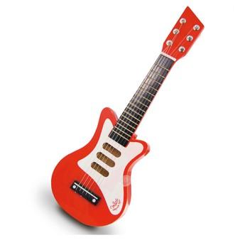 Dětské hudební nástroje - Dětská kytara Rock´n roll