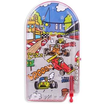 Pro kluky - Dětská hra pinball - Závodní auta
