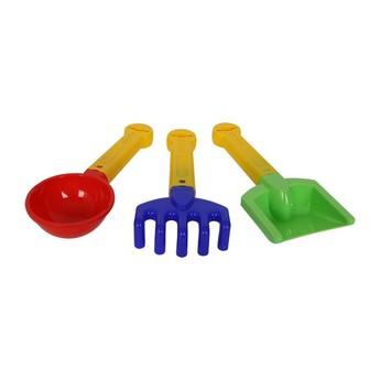 Hračky na ven - Hračky na písek - lopatky dvoubarevné