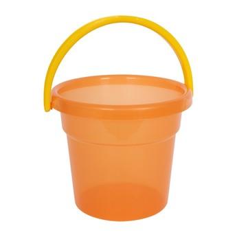 Hračky na ven - Hračky na písek - kbelík velký