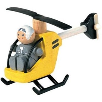 Pro kluky - Vrtulník s pilotem