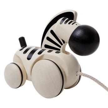 Pro nejmenší - Tahací zebra