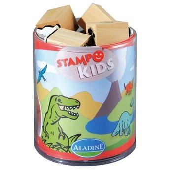 Dětská razítka Dinosauři