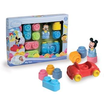 Pro nejmenší - Clemmy - Disney kostky a auto s Mickey Mousem