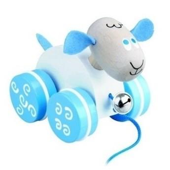 Pro nejmenší - Tahací ovečka