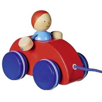Pro nejmenší - Tahací autíčko Tinno