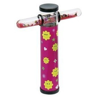 Pro holky - Kaleidoskop s magickou hůlkou – Kytičky růžové