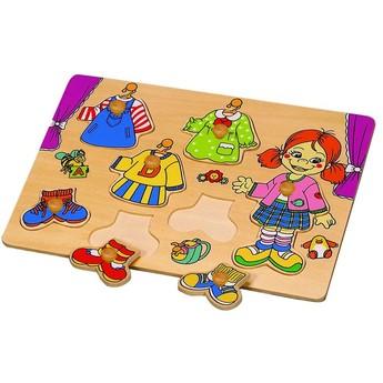 "Puzzle - Puzzle šatní skříň ""Aja"""