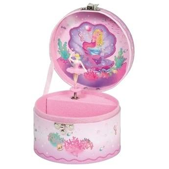 Pro holky - Hrací skříňka šperkovnice – Mořská panna, Labutí jezero