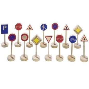Pro kluky - Dopravní značení, 15 dílů