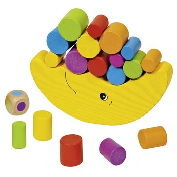 Motorické a didaktické hračky - Dovednostní hra – Balanční měsíc