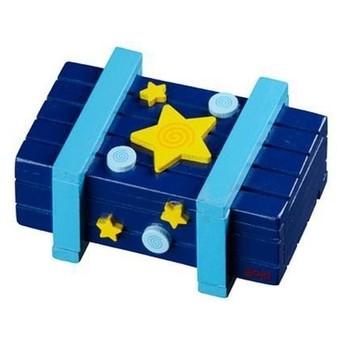 Hry a hlavolamy - Kouzelná skříňka s tajnou zásuvkou, barevná