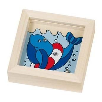 Kuličky na trpělivost zvířátka - Velryba