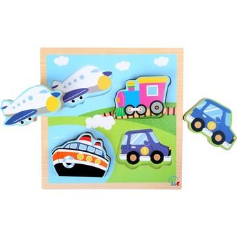 Puzzle - Puzzle Dopravní vozidla