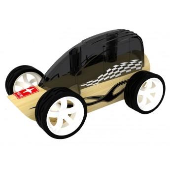 Závodní autíčko Hape Mini Low Rider