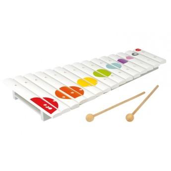 Dětské hudební nástroje - Velký dřevěný xylofon