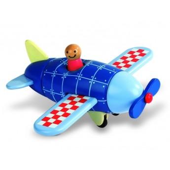 Pro kluky - Magnetické letadlo
