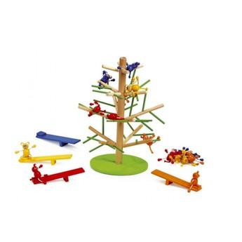 Hry a hlavolamy - Opičí strom