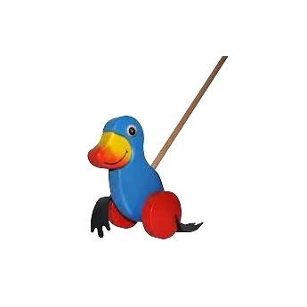 Pro nejmenší - Plácačka – Kachna modrá