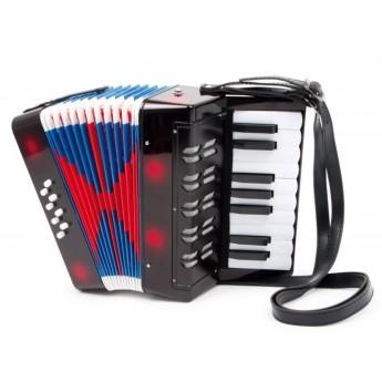 Dětské hudební nástroje - Tahací harmonika Klasik
