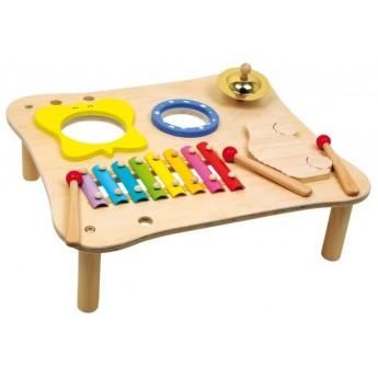 Dětské hudební nástroje - Hudební stůl