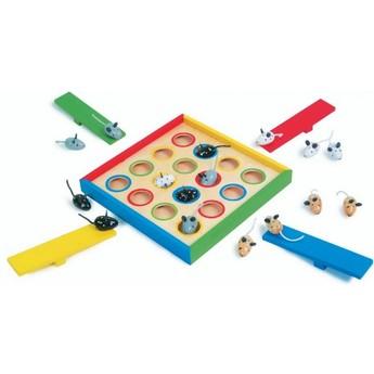 Hry a hlavolamy - Skákající myšky